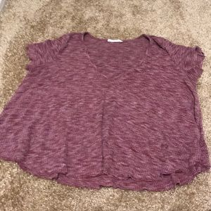 Lush Red Top Nordstrom Medium